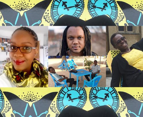African SFF writers in the UK