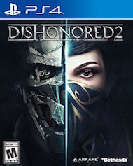 Cover of Dishonored 2