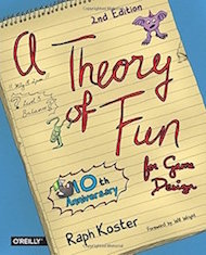 Cover of A Theory of Fun