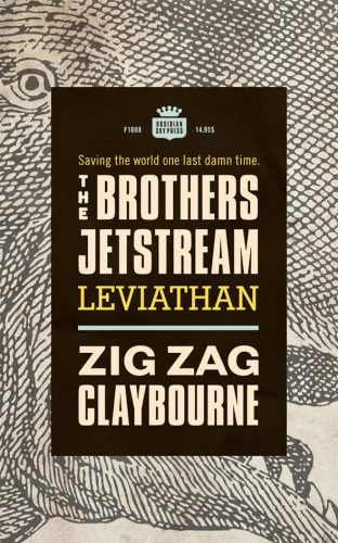 Obsidian Jets, by Z Z Claybourne
