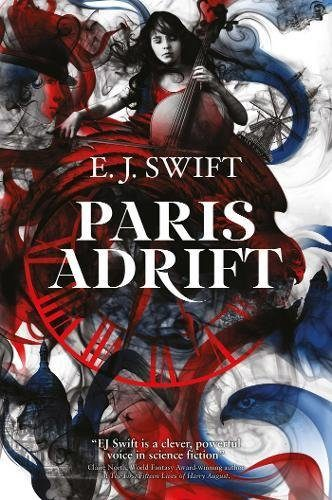 Paris Adrift cover