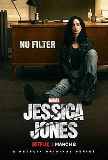Jessica Jones Season 2 poster