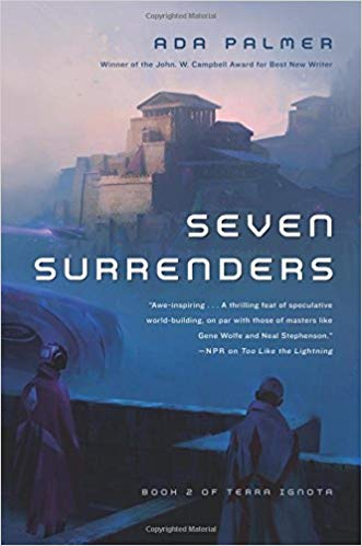 Seven Surrenders cover