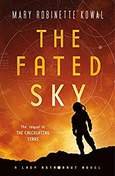 The Fated Sky cover