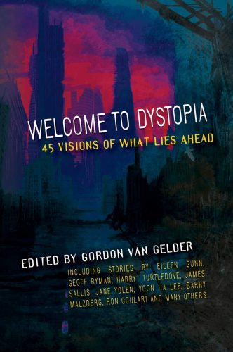 Welcome to Dystopia cover