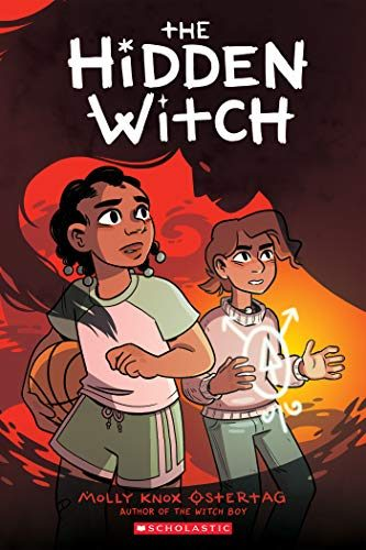 The Hidden Witch cover