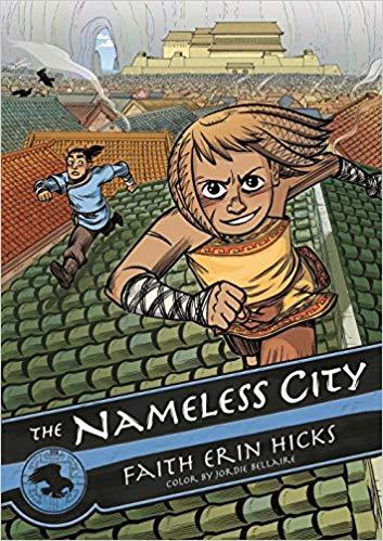 Cover-Nameless City