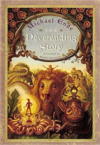Cover-Neverending Story