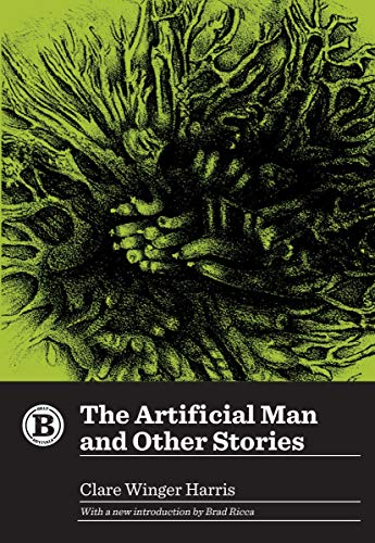 Harris Artificial man cover