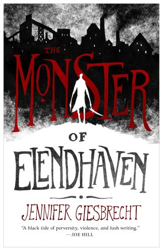 The Monster of Elendhaven cover