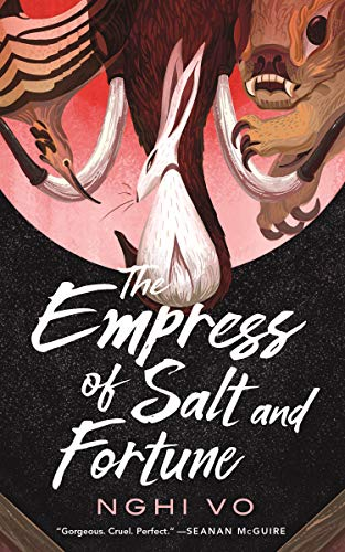Empress of Salt and Fortune cover