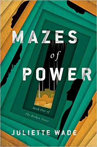 Mazes of Power cover