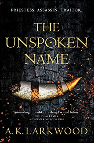 The Unspoken Name cover