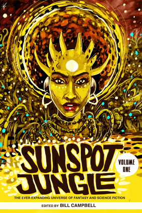 Sunspot Jungle 1 cover