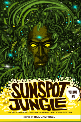 Sunspot Jungle 2 cover