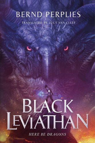 Black Leviathan cover