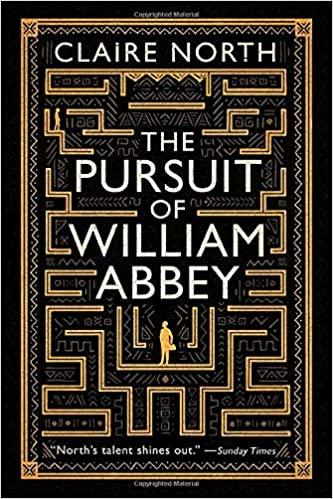 North William Abbey cover
